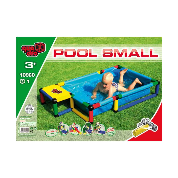 QUADRO Baby- & Kinder-Planschbecken Pool S