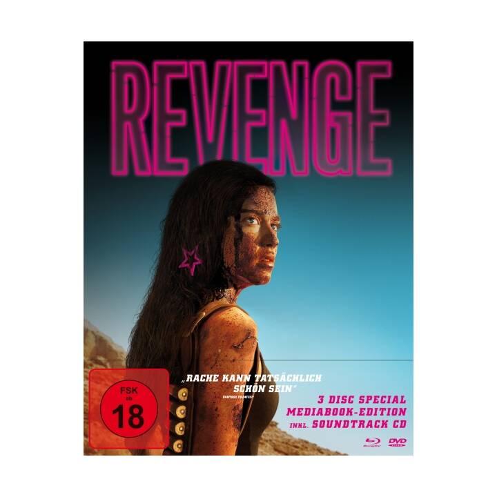 Revenge (Mediabook, DE, EN, FR)