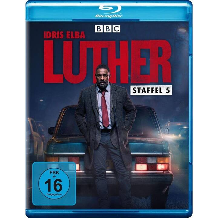 Luther Saison 5 (DE, EN)