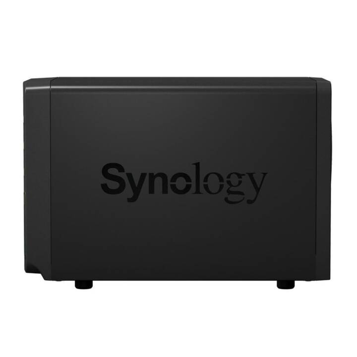 SYNOLOGY NAS DS718+ 2 baies Seagate IronWolf 4 To