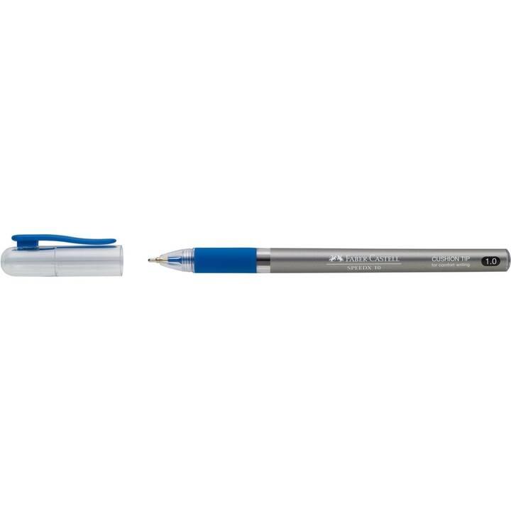 FABER-CASTELL Penna a sfera Speedx M (Blu)