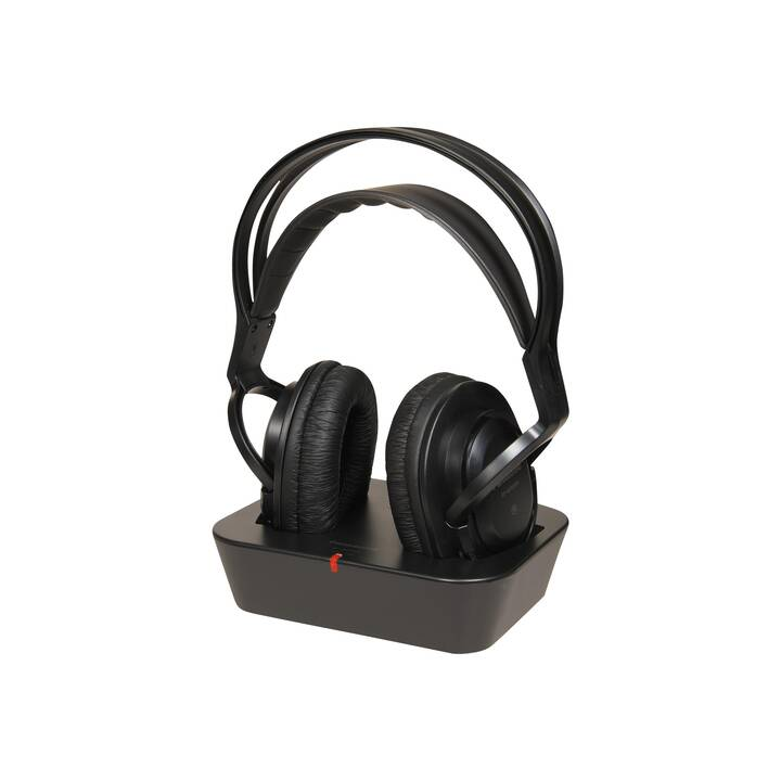 PANASONIC RP-WF830E-K (Over-Ear, radio-fréquence, Noir)