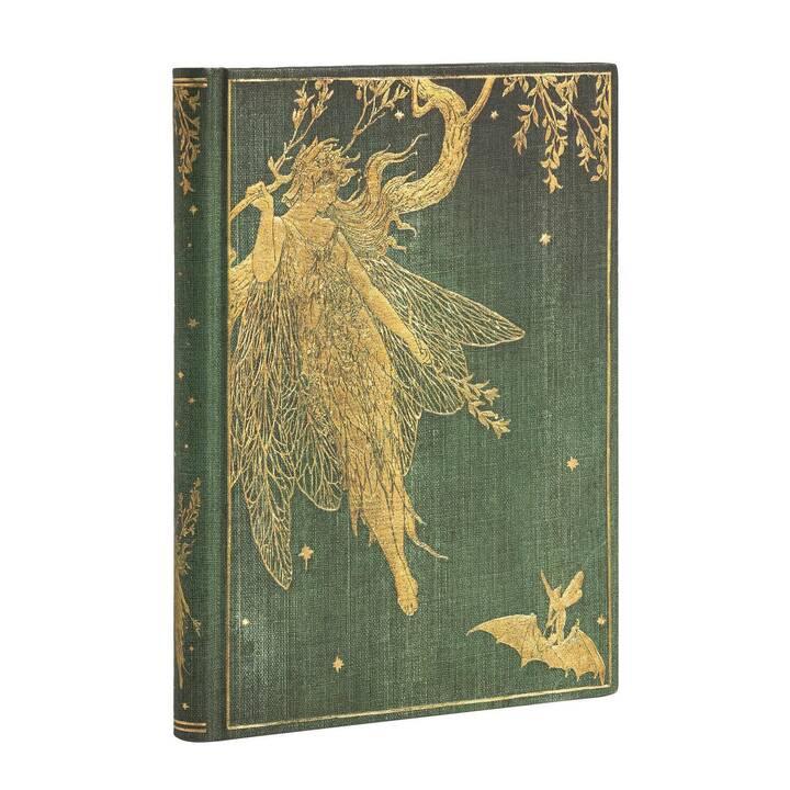 PAPERBLANKS Taccuini Olive Fairy (A6, Rigato)