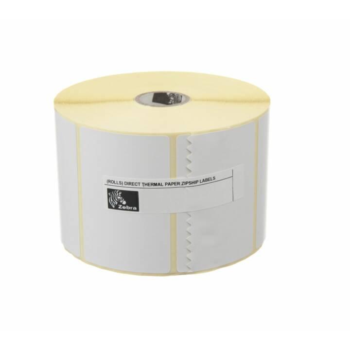 ZEBRA TECHNOLOGIES Z-Select 2000T Etichette (76.2 x 76.2 mm)