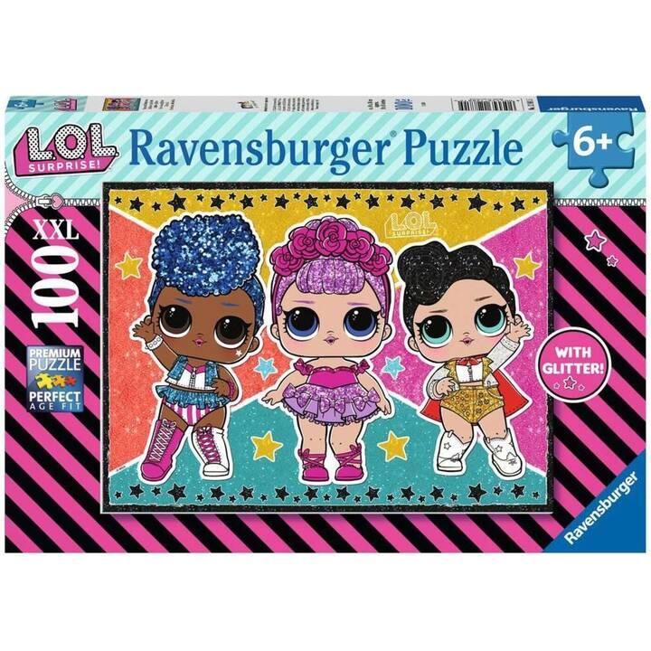 RAVENSBURGER LOL Surprise (100 pièce, Puzzle 2D)