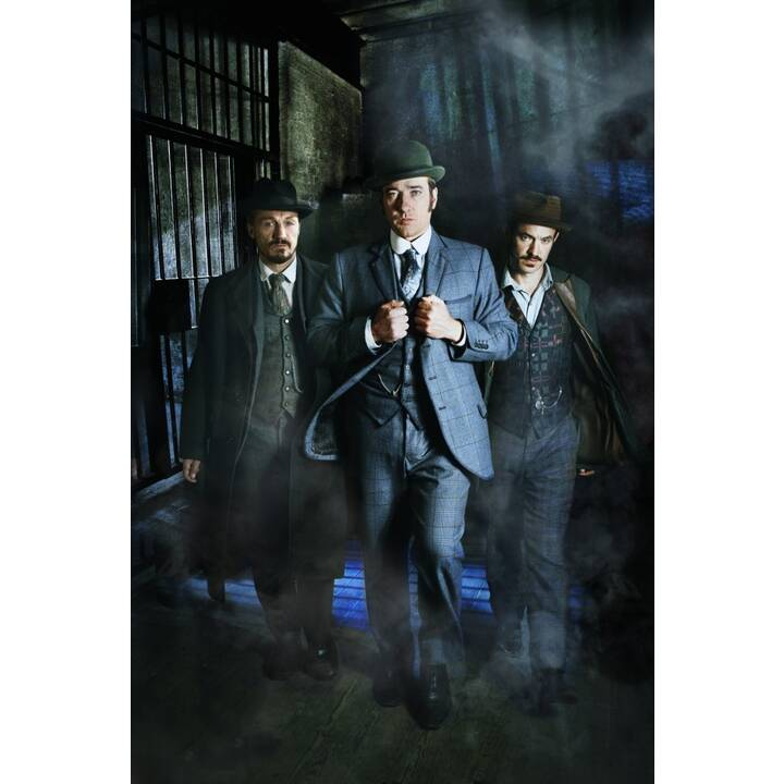 Ripper Street Staffel 2 (DE, EN)