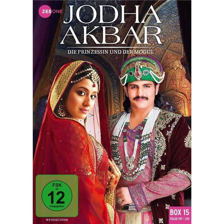 Jodha Akbar - Box 15 (DE)