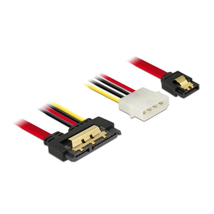DELOCK SATA-Kabel - 30 cm