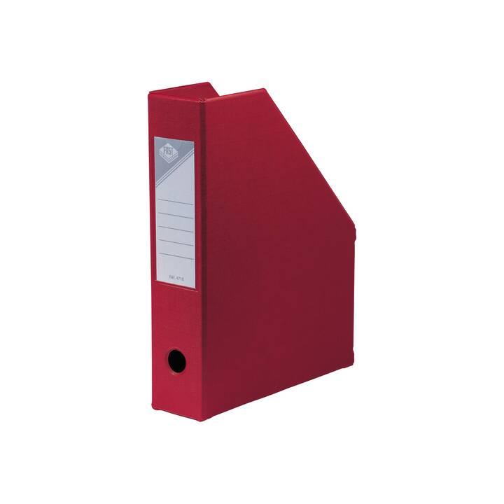ESSELTE Dateiablagebox VIVIDA Rot