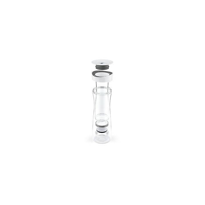 BRITA Wasserfilter-Karaffe grau