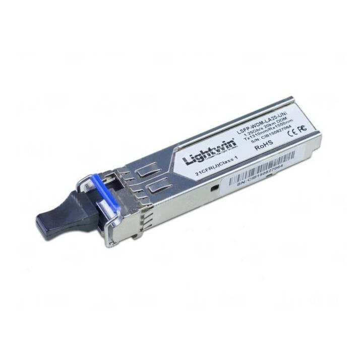 LIGHTWIN SFP+ Modul 10G-WDM-LA10 (10 GB/s, Singlemode)