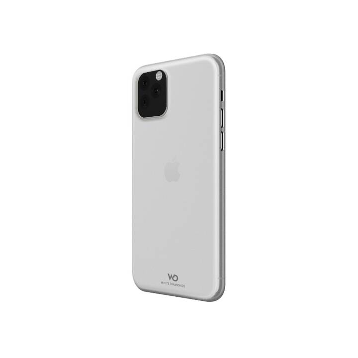 WHITE DIAMONDS Backcover Ultra Thin Iced (iPhone 11 Pro Max, Transparent)