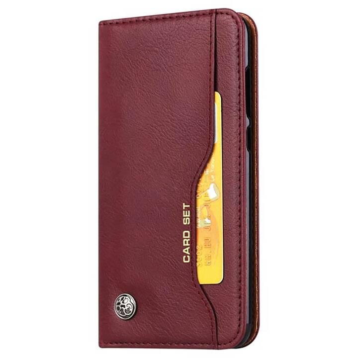 EG Mornrise Wallet Case für Xiaomi Redmi K20 Pro - Dunkelbraun