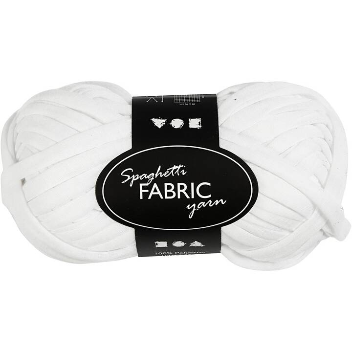 CREATIV COMPANY Fil (Blanc, Polyester, 100 g)