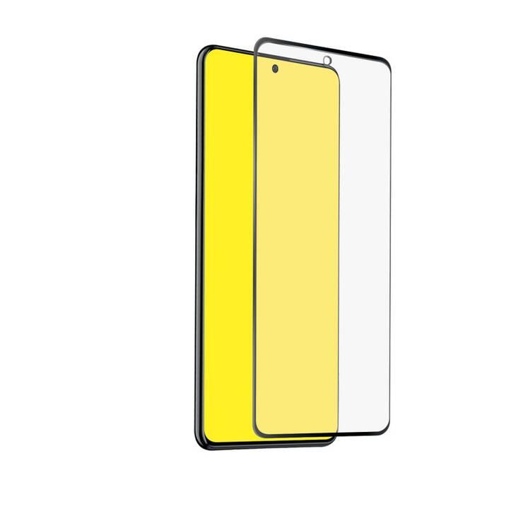 SBS Displayschutzglas Full Cover (Galaxy A71)