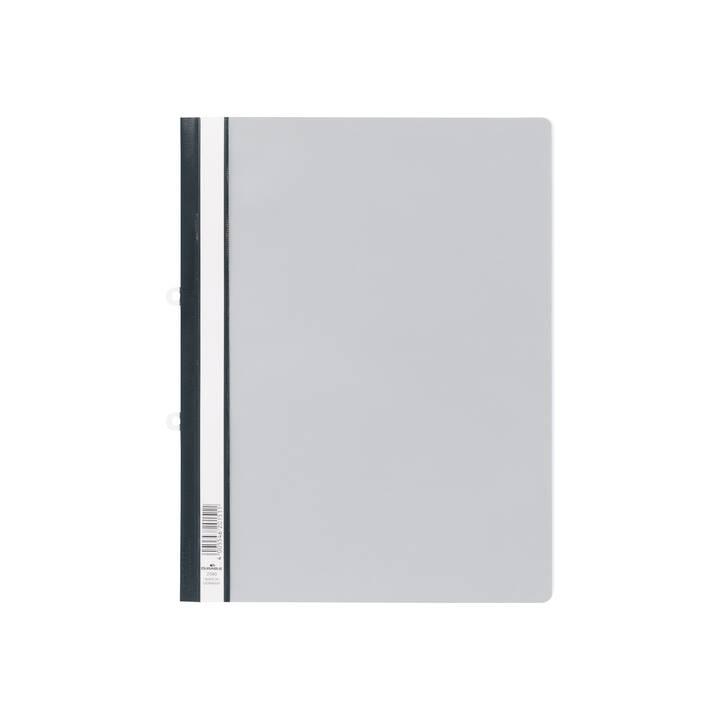 DURABILE Espositore A4 grigio grigio