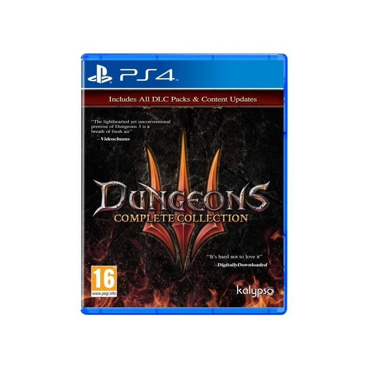 Dungeons 3 Complete Collection (FR)