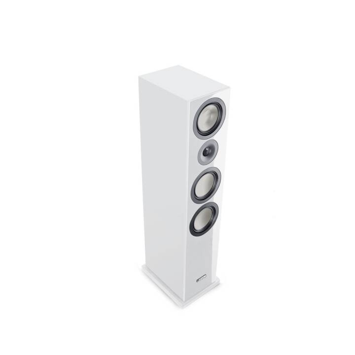 CANTON Chrono 80 (130 W, Enceinte verticale, Blanc)