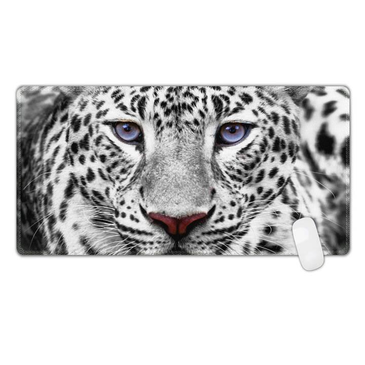 EG HUADO Tappetino per mouse 800 x 300 mm - Leopardo