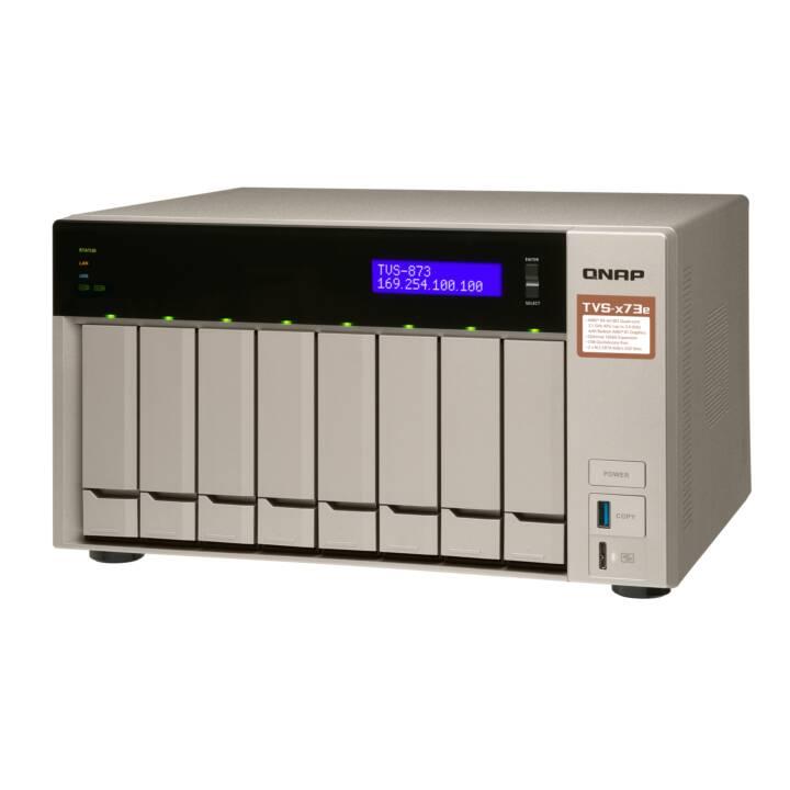 QNAP TVS-873E (0 GB)