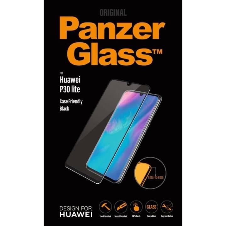 PANZERGLASS Vetro protettivo da schermo Huawei P30 Lite (Altamente trasparente, Cristallino)