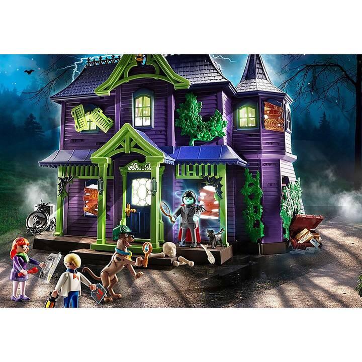 PLAYMOBIL Scooby-Doo! Histoires dans le Manoir Hanté (70361)