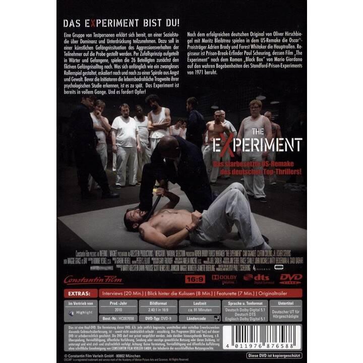 The Experiment (DE, EN)
