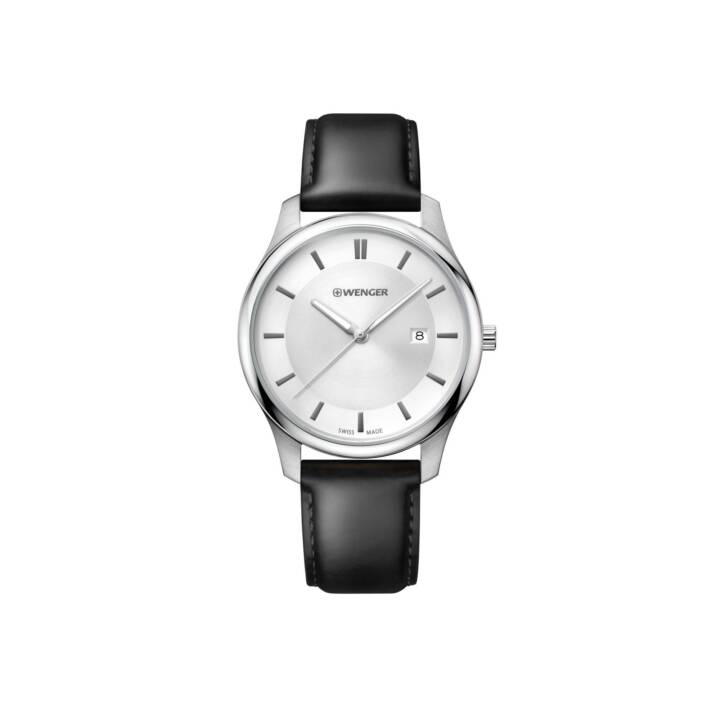WENGER City Classic (Analoguhr, 43 mm)