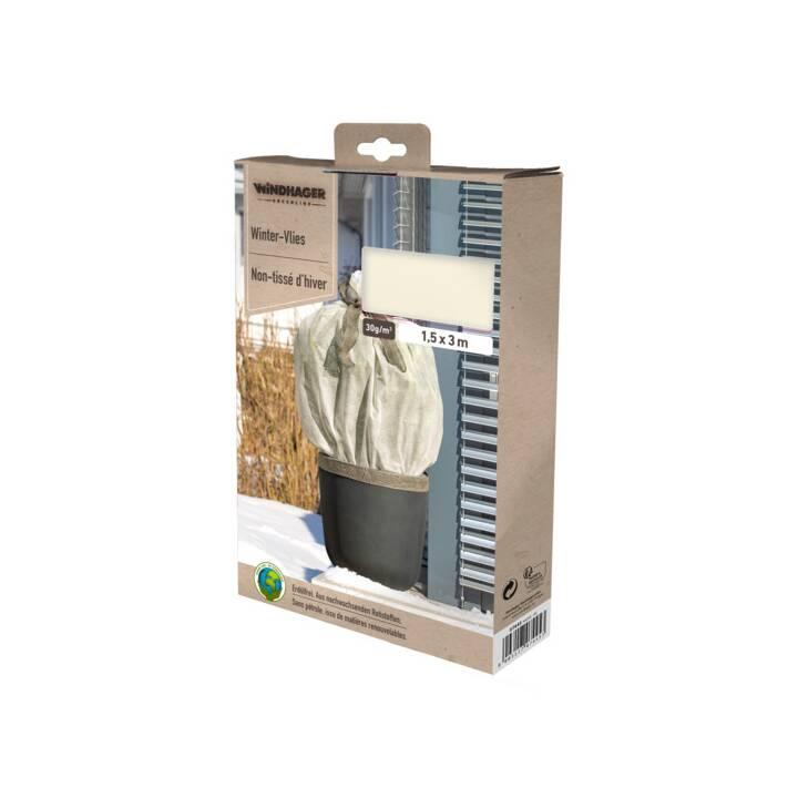 WINDHAGER Vello protettivo per piante Green Line