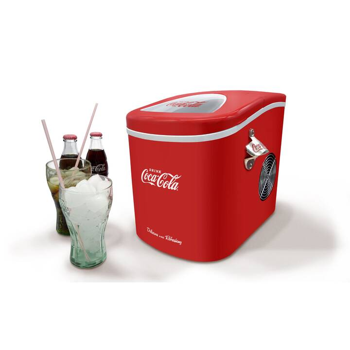 COCA-COLA Macchina per ghiaccio Ice Cube Maker 7-9 kg