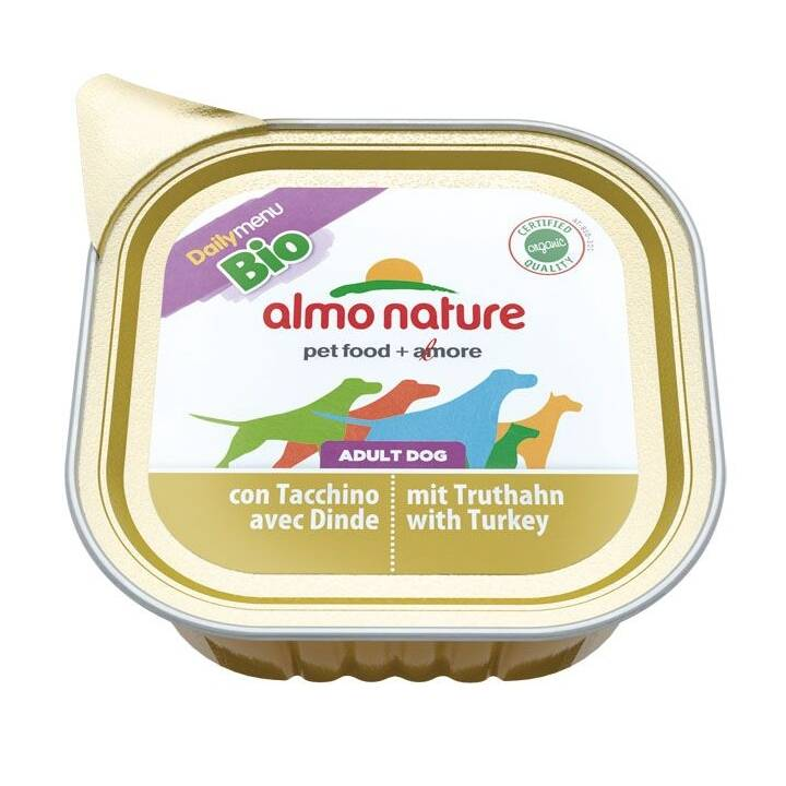 ALMO NATURE 100g Alimentation humide (Adulte)