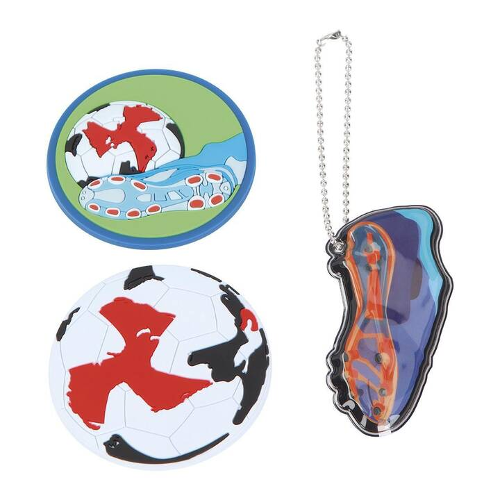 MCNEILL Accessori cartella  McTaggies Soccer (Multicolore)