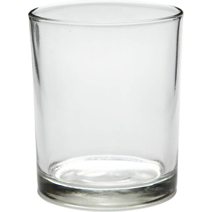 CREATIV COMPANY Candeliere (Transparente, 7 cm)