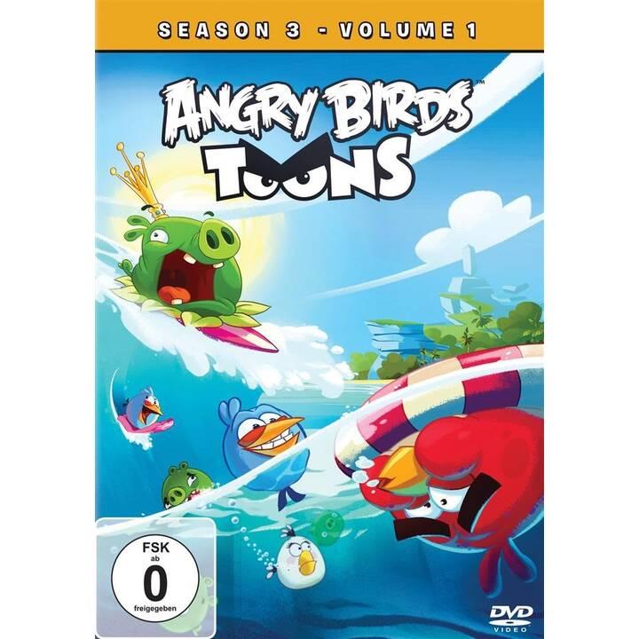 Angry Birds Toons - Volume 1 (EN)