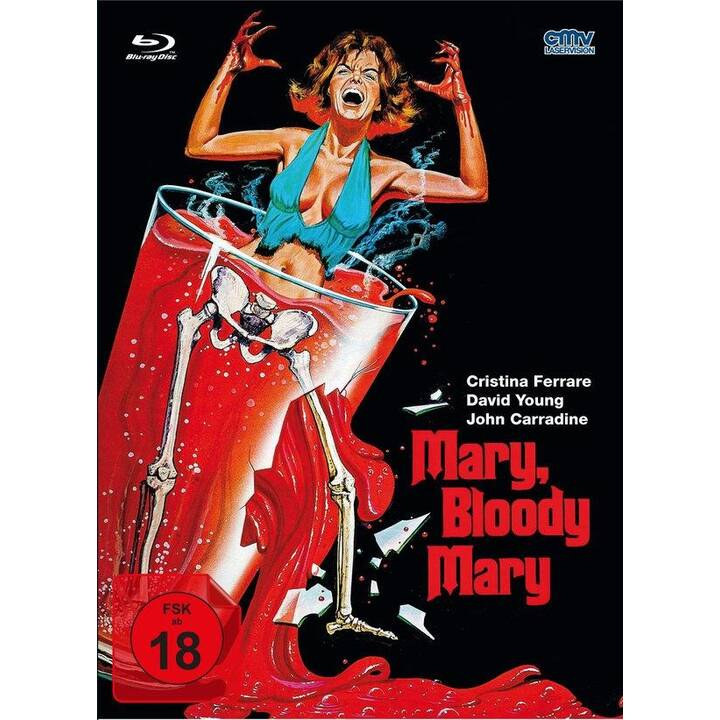 Mary, Bloody Mary (Mediabook, DE, EN)