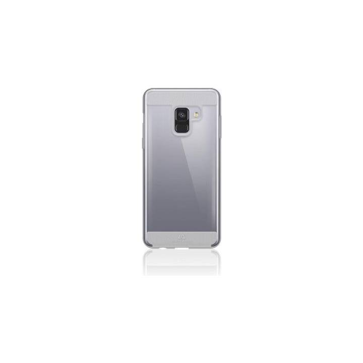 BLACK ROCK Backcover Air Protect (Galaxy A8 (2018), Transparente)