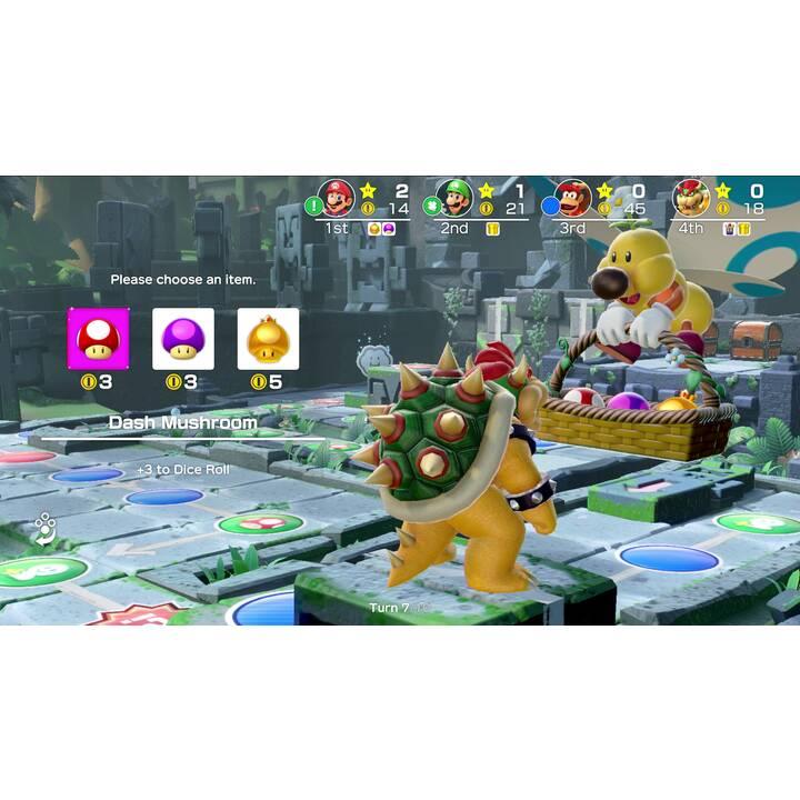 NINTENDO Switch New Neon + Super Mario Party 32 GB (Tedesco)