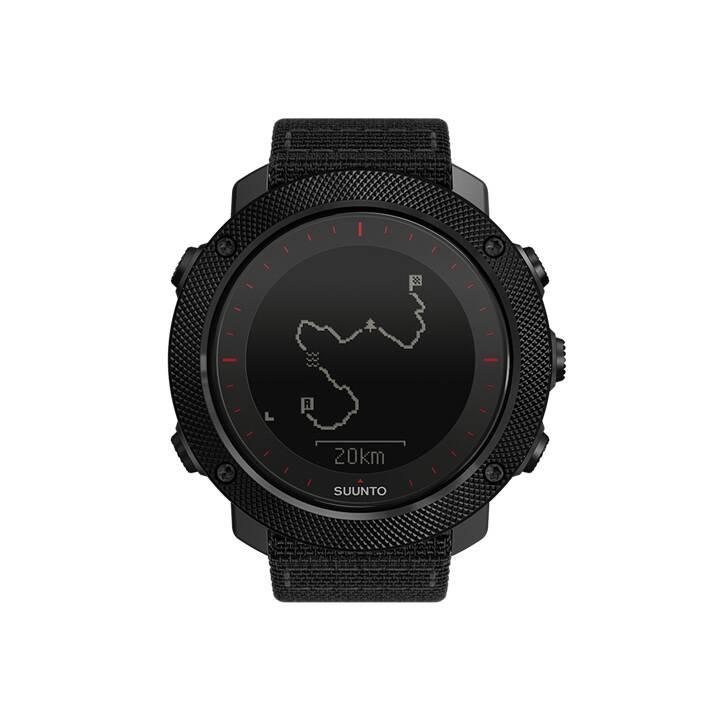 SUUNTO Traverse Alpha (Taille unique, Acier inox, Nylon, GPS)