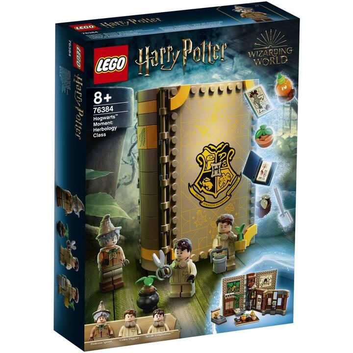 LEGO Harry Potter Lezione di erbologia a Hogwarts (76384)