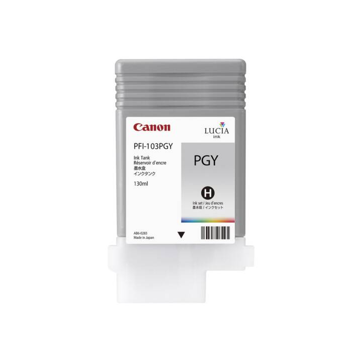 CANON PFI-103 PGY