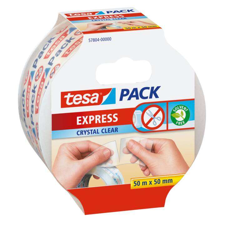 TESA SE Verpackungsband 50 mm x 50 m