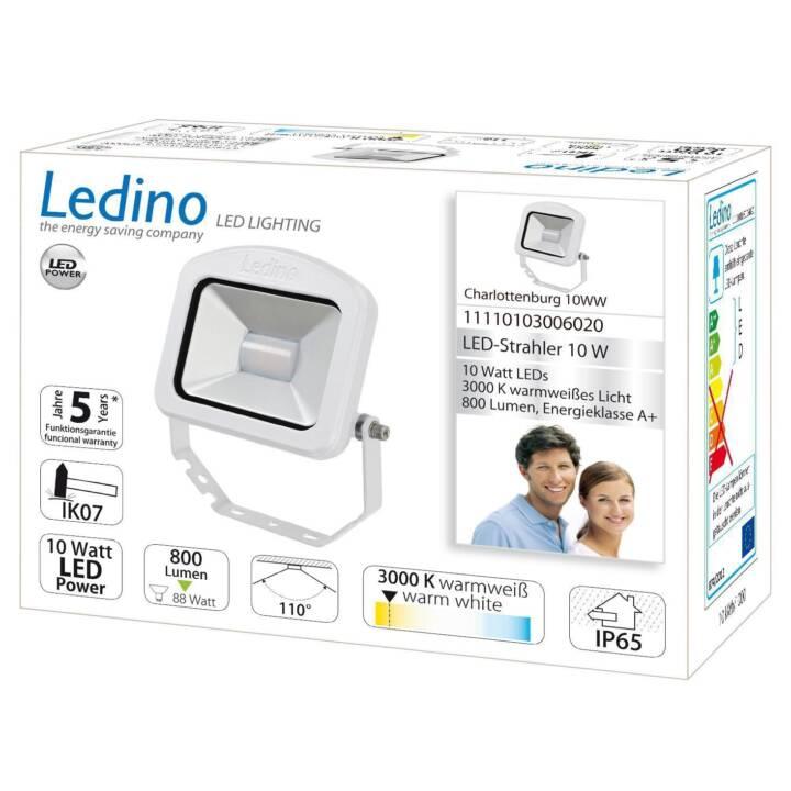 Ledino LED-Strahler Charlottenburg 10WW,