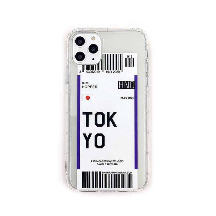 "EG custodia per Apple iPhone 12 6.1"" (2020) - Tokyo"