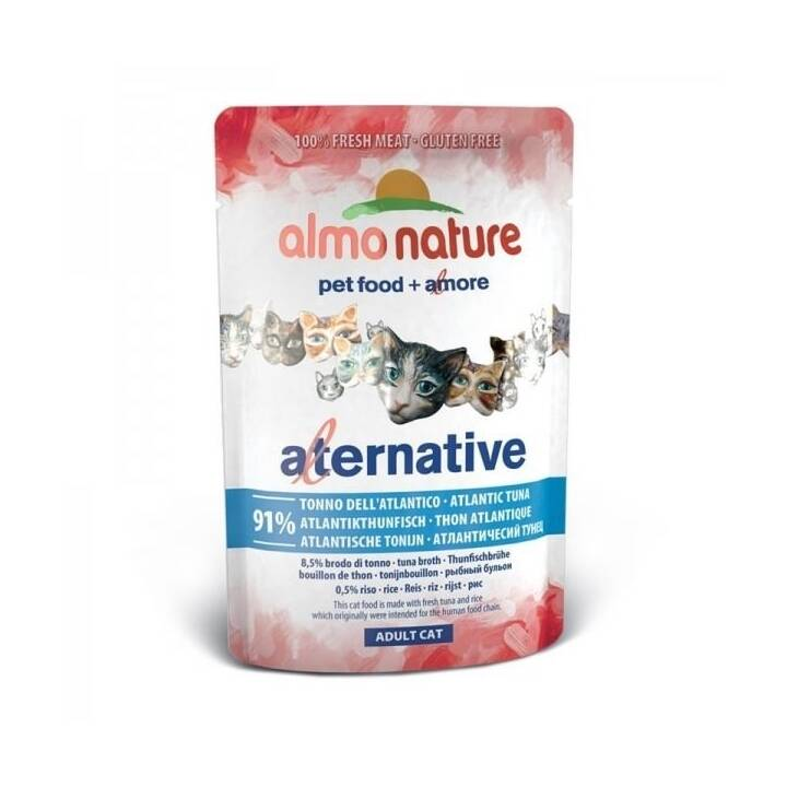 ALMO NATURE HFC Alternative (Adulto, 55 g, Tonno)