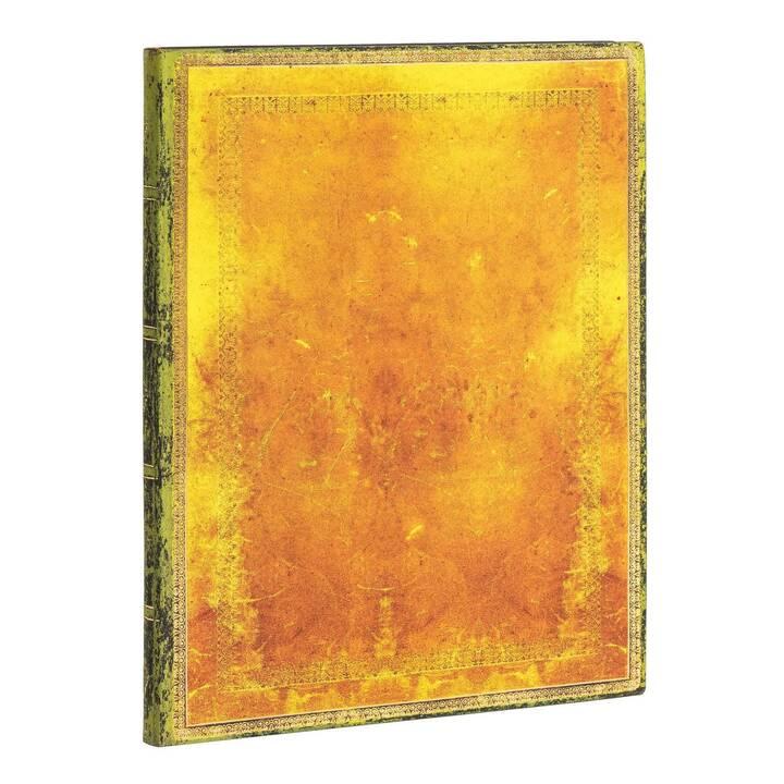 PAPERBLANKS Carnets Ocker  (B6, Ligné)