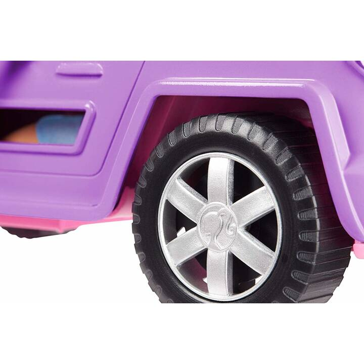 BARBIE Beach Jeep Carrozzina della bambola