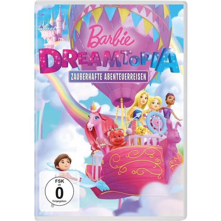 Barbie Dreamtopia - Zauberhafte Abenteuerreisen (DE, EN, FR, NL, IT, RU, TR)