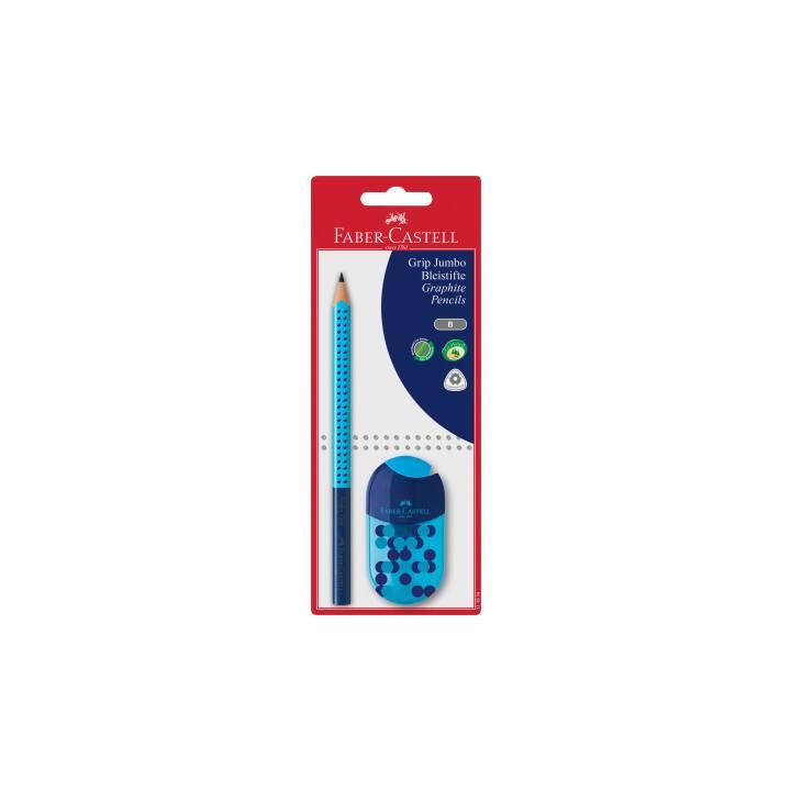 FABER-CASTELL Bleistift  Jumbo Grip (B)