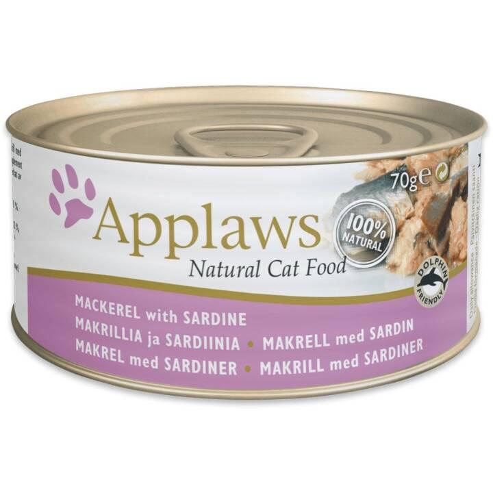 APPLAWS Tin (Adulto, Pesce)