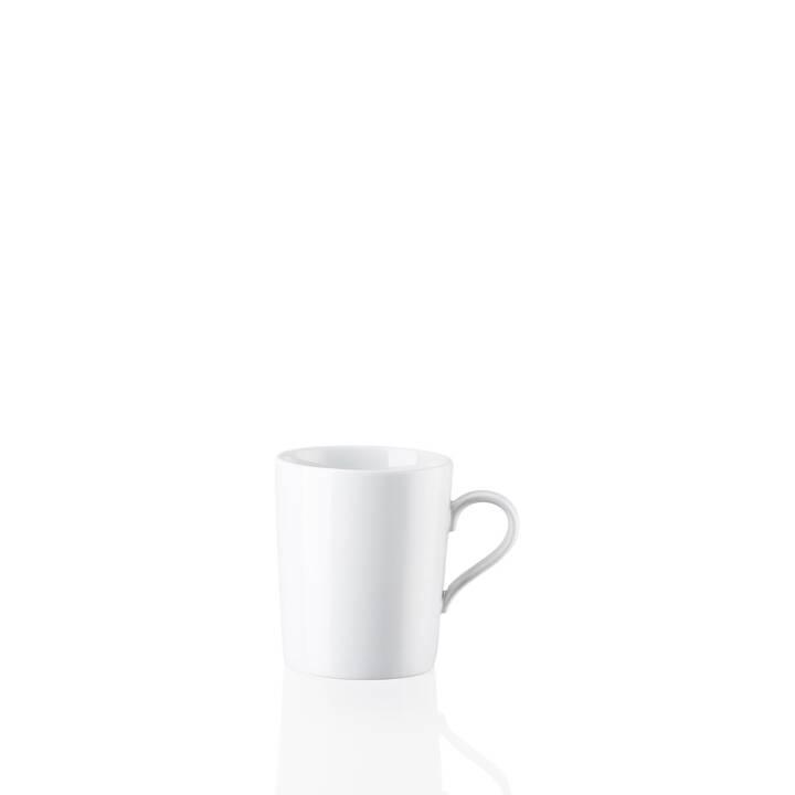 ARZBERG-PORZELLAN tazza bianca 0,31 l